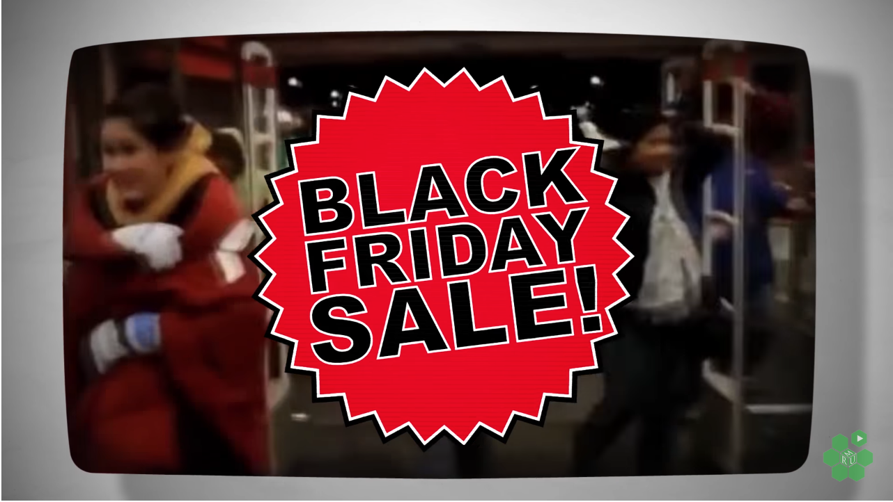 Black Friday Sales and the Demand Curve