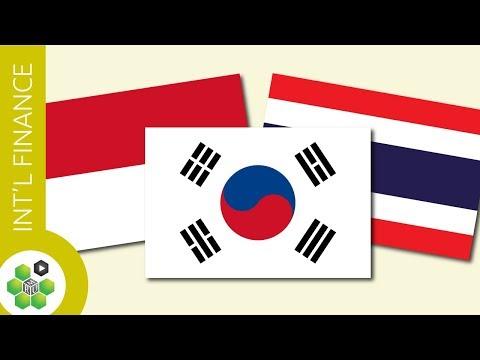 Asian crises the